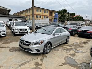 Mercedes-Benz CLA-Class 2014 Silver | Cars for sale in Lagos State, Ikeja