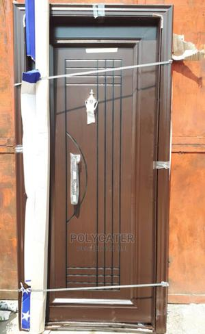 3ft High Quality Classic Security Turkey.   Doors for sale in Lagos State, Orile