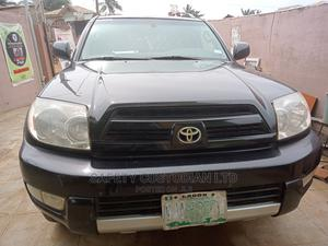 Toyota 4-Runner 2005 Limited V6 4x4 Black | Cars for sale in Ogun State, Obafemi-Owode