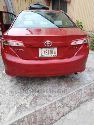Toyota Camry 2012 Red   Cars for sale in Lagos State, Ikoyi