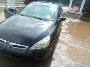 Honda Accord 2007 2.4 Black | Cars for sale in Abuja (FCT) State, Garki 2