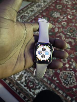 Apple Watch Series 5 44mm | Smart Watches & Trackers for sale in Edo State, Egor