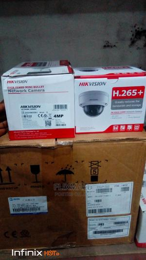IP 4mp Network Camera Hik Vision | Security & Surveillance for sale in Lagos State, Oshodi