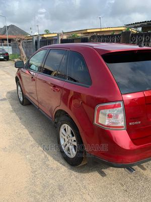 Ford Edge 2008 Red | Cars for sale in Lagos State, Ojo