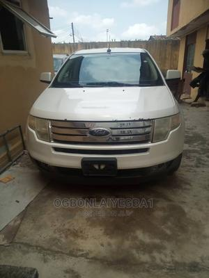 Ford Edge 2010 White | Cars for sale in Lagos State, Alimosho