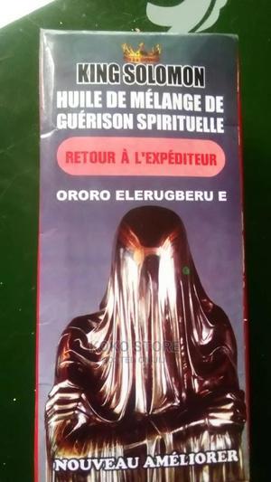 Spiritual Healing - Back to Sender Oil | Bath & Body for sale in Lagos State, Agbara-Igbesan