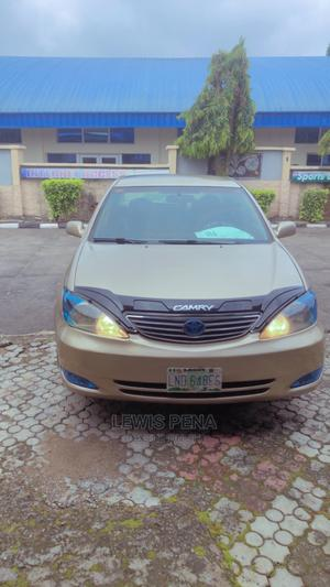 Toyota Camry 2003 Gold | Cars for sale in Ekiti State, Ado Ekiti