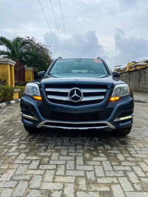 Mercedes-Benz GLK-Class 2013 350 4MATIC Gray | Cars for sale in Lagos State, Lekki