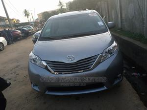 Toyota Sienna 2011 Limited 7 Passenger Gray | Cars for sale in Lagos State, Isolo