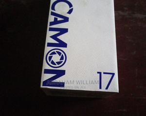 Tecno Camon 17 128 GB Black | Mobile Phones for sale in Delta State, Ugheli