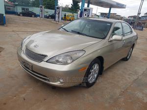 Lexus ES 2004 330 Sedan Gold   Cars for sale in Lagos State, Ojodu
