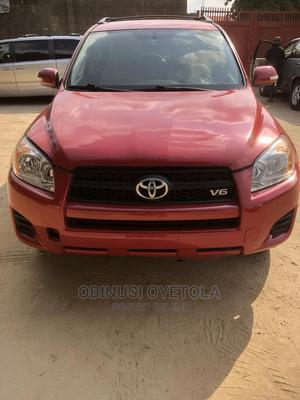 Toyota RAV4 2010 3.5 4x4 Red   Cars for sale in Lagos State, Ikeja