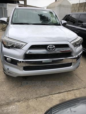 Toyota 4-Runner 2015 Silver   Cars for sale in Lagos State, Ikeja