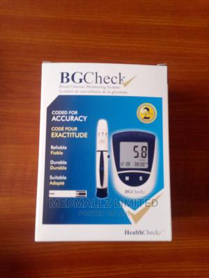 BG CHECK Blood Glucose Monitoring System | Medical Supplies & Equipment for sale in Akwa Ibom State, Uyo