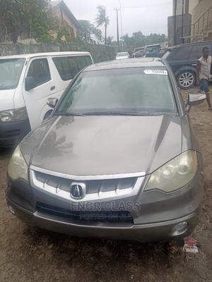Acura RDX 2007 Automatic Tech Package Gray | Cars for sale in Lagos State, Amuwo-Odofin