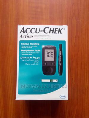 ACC-CHEK Blood Glucose Monitoring System | Medical Supplies & Equipment for sale in Akwa Ibom State, Uyo