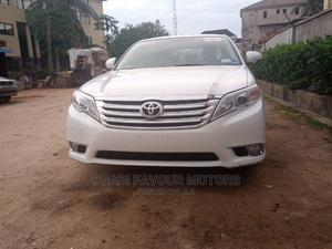 Toyota Avalon 2011 White | Cars for sale in Lagos State, Isolo