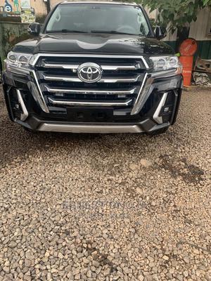 Toyota Land Cruiser 2012 4.5 V8 VXR Black | Cars for sale in Abuja (FCT) State, Gwarinpa