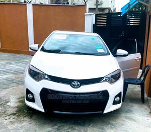 Toyota Corolla 2015 White | Cars for sale in Lagos State, Magodo