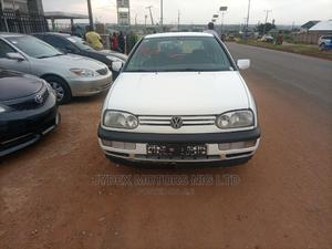 Volkswagen Golf 1997 1.8 White | Cars for sale in Kwara State, Ilorin South