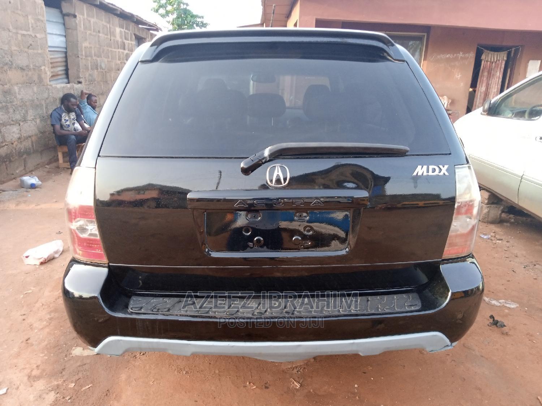Acura MDX 2006 Black | Cars for sale in Abule Egba, Lagos State, Nigeria