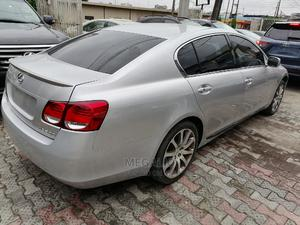 Lexus GS 2006 300 AWD Silver | Cars for sale in Lagos State, Ikeja