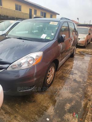 Toyota Sienna 2008 Gray | Cars for sale in Lagos State, Alimosho