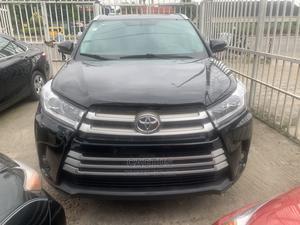 Toyota Highlander 2014 Black | Cars for sale in Lagos State, Surulere