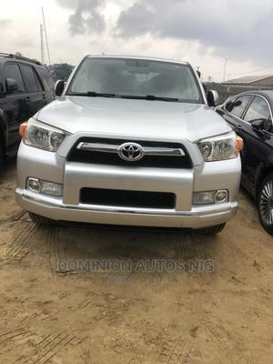 Toyota 4-Runner 2013 SR5 4X4 Silver   Cars for sale in Lagos State, Amuwo-Odofin