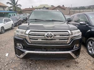 Toyota Land Cruiser 2009 Black   Cars for sale in Lagos State, Ojodu