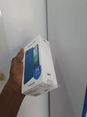 New Samsung Galaxy A02 64 GB Blue | Mobile Phones for sale in Lagos State, Ikeja