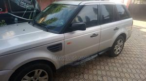 Land Rover Range Rover Sport 2008 Silver | Cars for sale in Abuja (FCT) State, Lugbe District