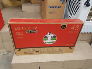 43 Inches Lg Led Tv | TV & DVD Equipment for sale in Lagos State, Ipaja