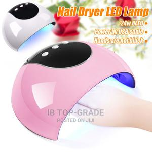 New Rechargeable Manicure Light LED UV Nail Dryer | Tools & Accessories for sale in Lagos State, Victoria Island