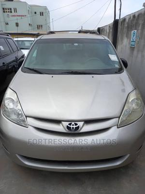 Toyota Sienna 2007 Silver | Cars for sale in Lagos State, Ogba