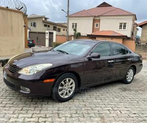 Lexus ES 2004 330 Sedan Brown | Cars for sale in Lagos State, Ikeja