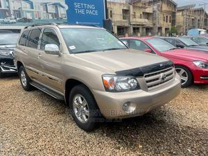 Toyota Highlander 2007 Limited V6 Brown   Cars for sale in Abuja (FCT) State, Kubwa