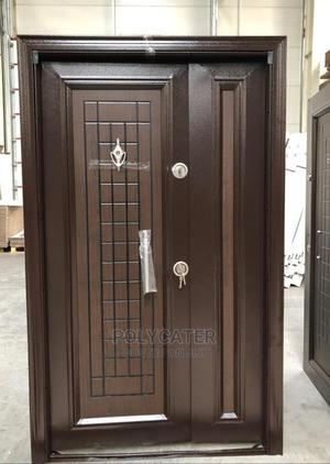 4ft High Quality Classic Security Turkey Door   Doors for sale in Lagos State, Orile