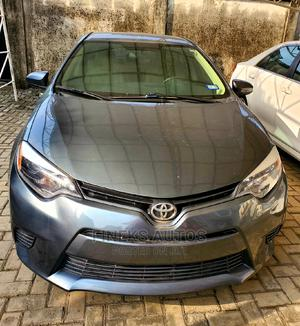 Toyota Corolla 2015 Brown | Cars for sale in Lagos State, Lekki