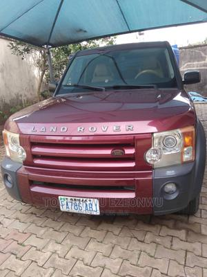 Land Rover LR3 2005 Red   Cars for sale in Lagos State, Lekki