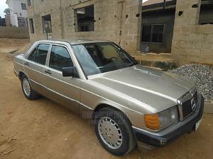 Mercedes-Benz 190E 1999 Gold | Cars for sale in Ogun State, Sagamu
