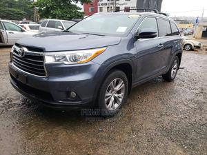 Toyota Highlander 2014 Blue | Cars for sale in Lagos State, Magodo