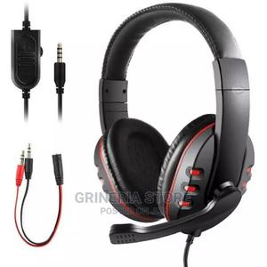 Gaming Headset With Mic   Headphones for sale in Lagos State, Ikeja