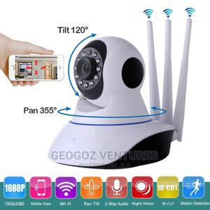 1080P PTZ Onvif Wifi IP Camera With Two Way Talk Back   Security & Surveillance for sale in Lagos State, Ikeja