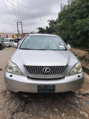 Lexus RX 2009 350 AWD Silver   Cars for sale in Lagos State, Abule Egba