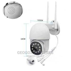 1080P PTZ Wifi Wireless IP Camera   Security & Surveillance for sale in Lagos State, Ikeja