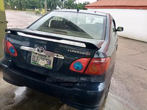 Toyota Corolla 2003 Sedan Blue | Cars for sale in Ondo State, Akure