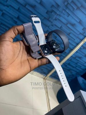 Apple Watch Se GPS and Cellular 44mm | Smart Watches & Trackers for sale in Lagos State, Ikotun/Igando