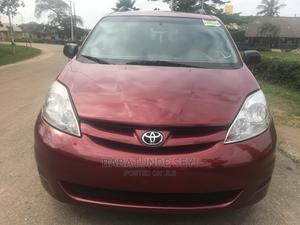 Toyota Sienna 2007 LE 4WD Red | Cars for sale in Lagos State, Ojo