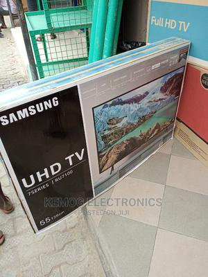 55 Inches Samsung Smart Tv   TV & DVD Equipment for sale in Lagos State, Ikeja